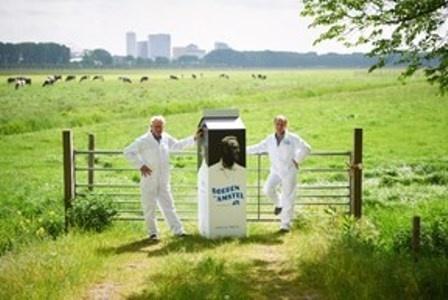 Melk van De Boeren van Amstel